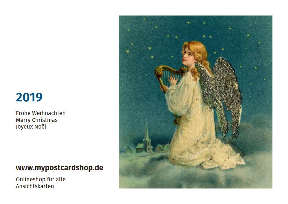 Sammelkarte Nr. 2 - Bildseite