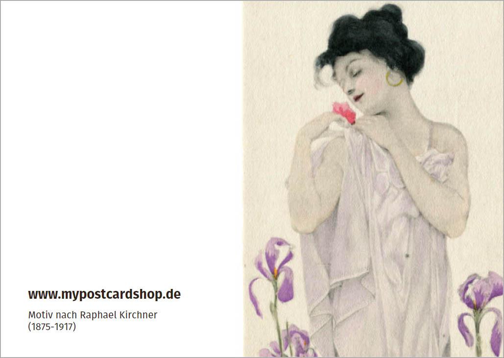 Sammelkarte Nr. 5 - Bildseite