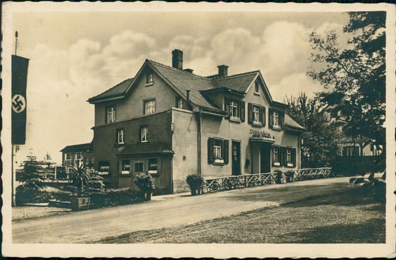 Alte Ansichtskarte aus Zwickau-Windberg
